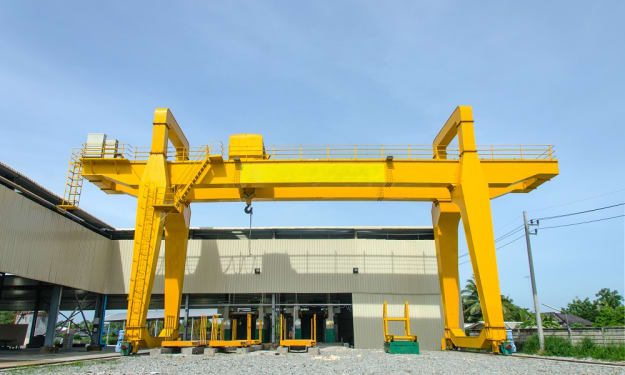 What Should You Know About The Portable Gantry Cranes?