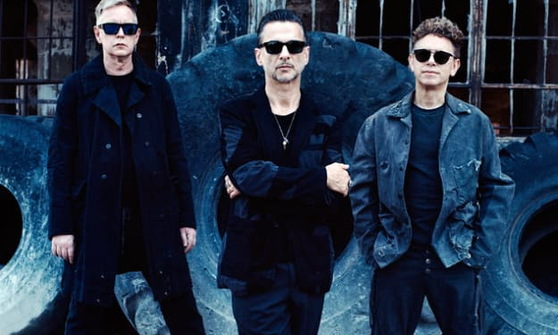Depeche Mode Albums Ranked