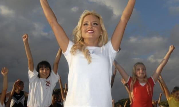 The Deception surrounding being a school cheerleader