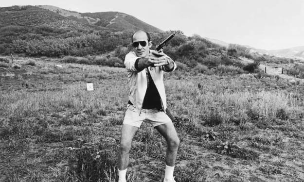 A Filmmaker's Biography: Hunter S Thompson