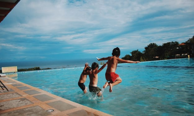 Why Every Family Should Have a Pool