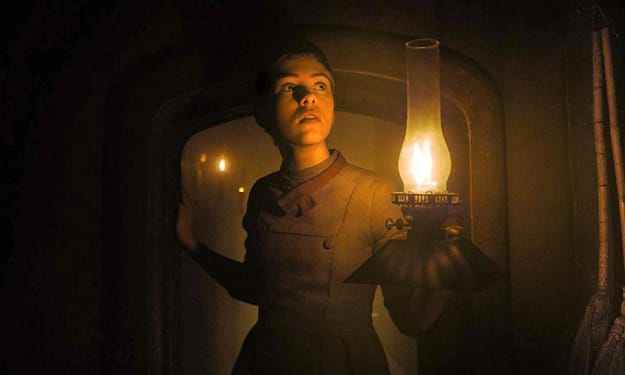 'Gretel & Hansel' Movie Review
