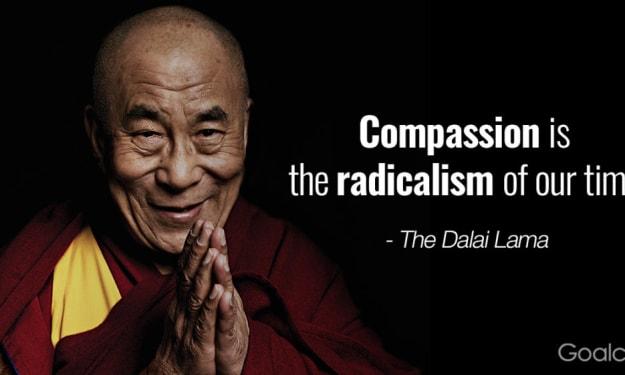 Compassionate warriors