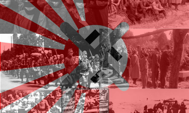 The EPITOME of Rape Culture, The Trauma of the Rising Sun flag – and why it should be BANNED at the 2020 Olympics