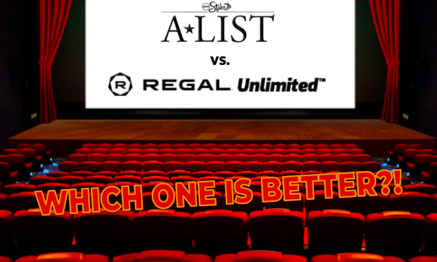 AMC Stubs A-List vs. Regal Unlimited: Which One Is Better?