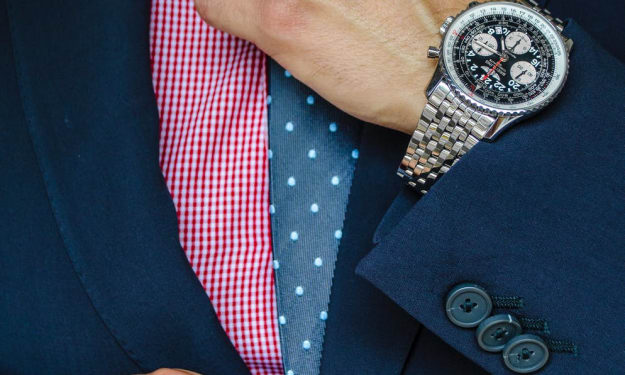 8 Collar Types for Dress Shirts