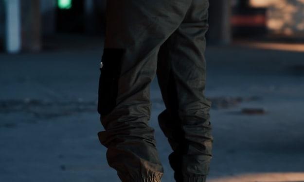 Women's Twill Joggers versus Women's Trouser Leggings