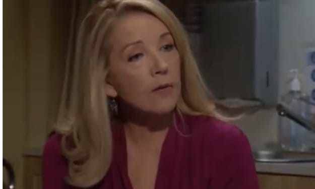 Monday on The Young and the Restless