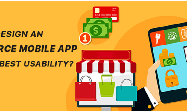 How To Design an eCommerce Mobile App With Improved Usability?