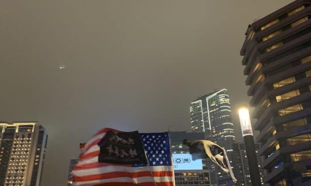 Political protests: a Hong Kong experience