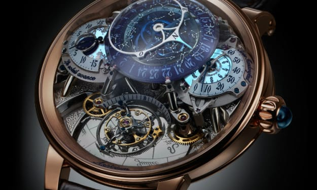 Swiss watches -  the peak of value