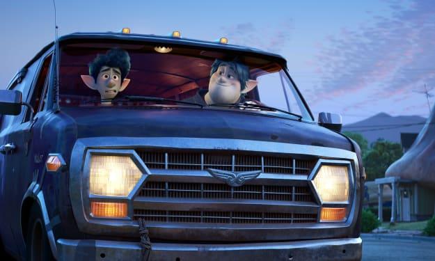 Disney Pixar Onward - Is It A Worth Watch Magical Realism?