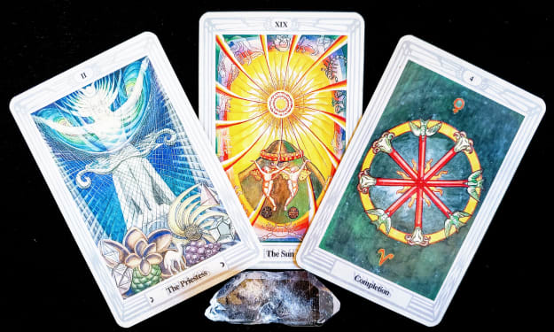 Free Weekly Reading by Mirror Dragon Intuitive Tarot
