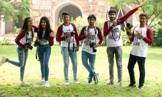 Photography Institute in India
