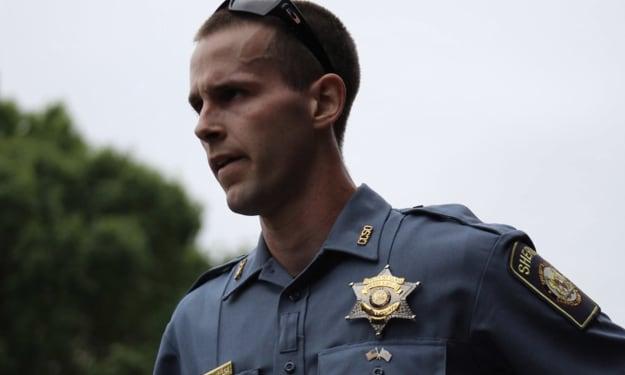 Reason First: Delaware Male Robs Three, Steals Spirit form Self