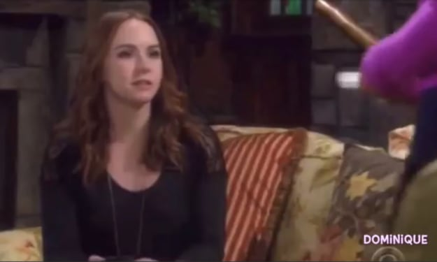 'Y&R' fans want to know if Cameron Grimes is leaving the show