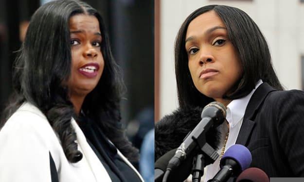 Black Women Prosecutors Under Seige Across The Country