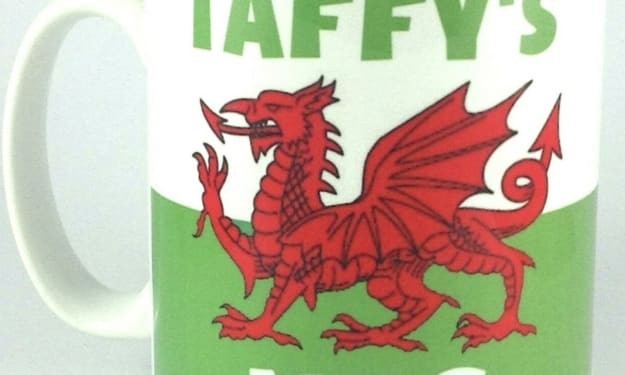 Taffy Was A Coal Miner