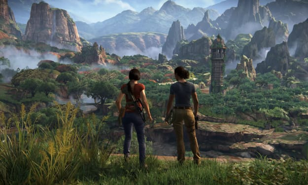"""My Review of """"Uncharted: The Lost Legacy"""""""