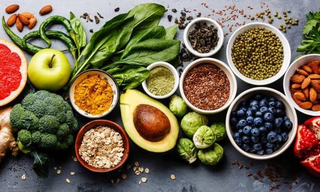delicious + healthy snack ideas :)