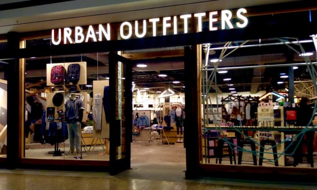 Urban Outfitters - a short bio