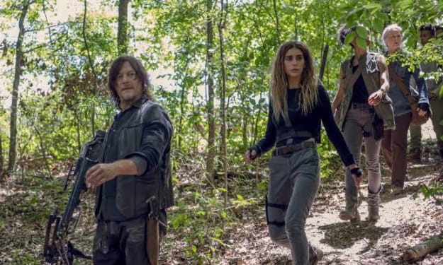 'The Walking Dead': Everything That Needs To Be Done In Post-Production Before An Episode Airs.