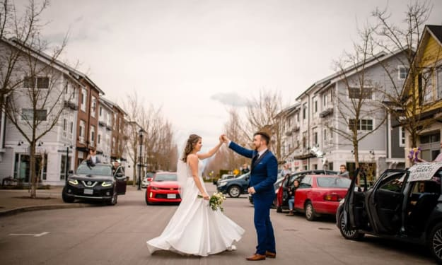 40,000 Wedding Guests