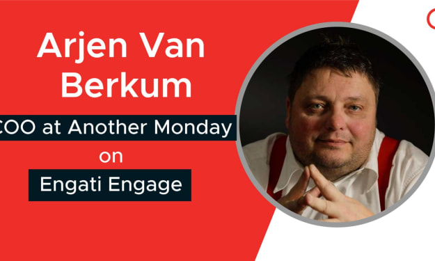 Arjen Van Berkum on Engati Engage