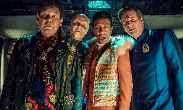 Review: Red Dwarf: The Promised Land