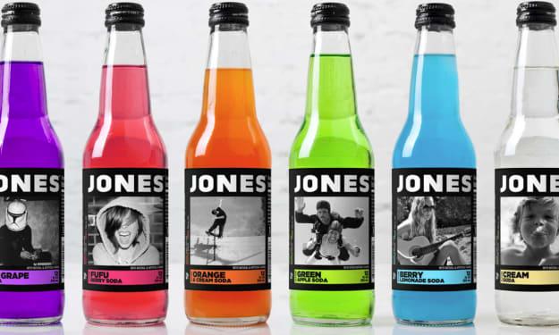 Jones Soda Review