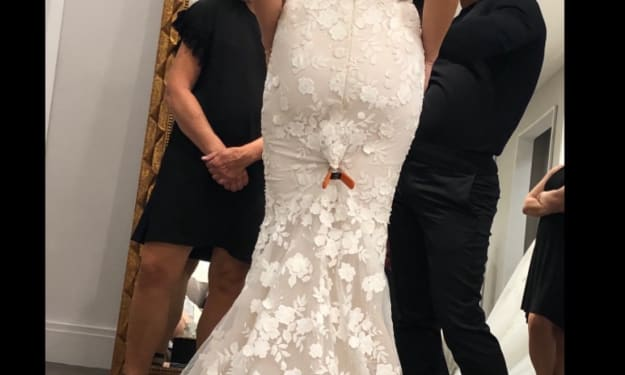 I am happy coronavirus cancelled my wedding.