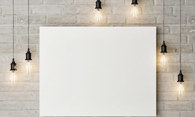 The Empty Canvas