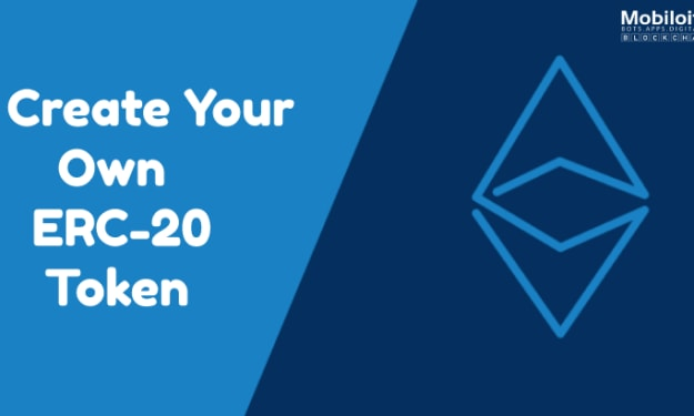 Create your own ERC-20 tokens