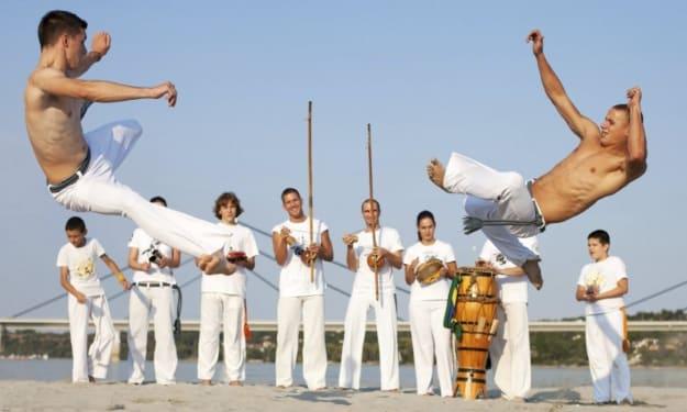 Cultural Spotlight - Capoeira