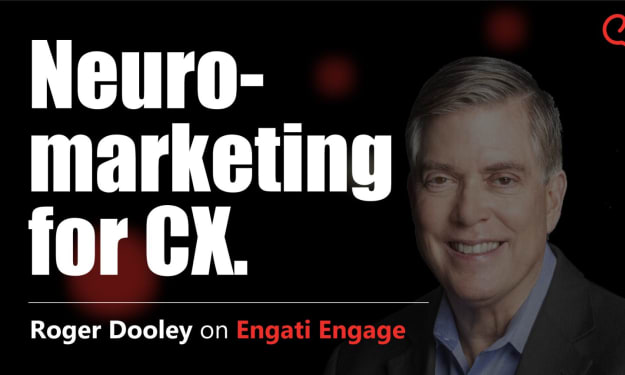 Neuromarketing for CX   Roger Dooley   Engati Engage