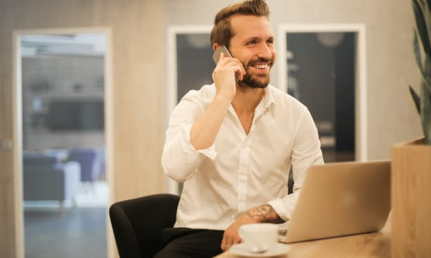 Why You Need to Check Your Energy Before Talking to Potential Clients