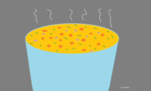 Chicken Soup: The Medicine In A Pot