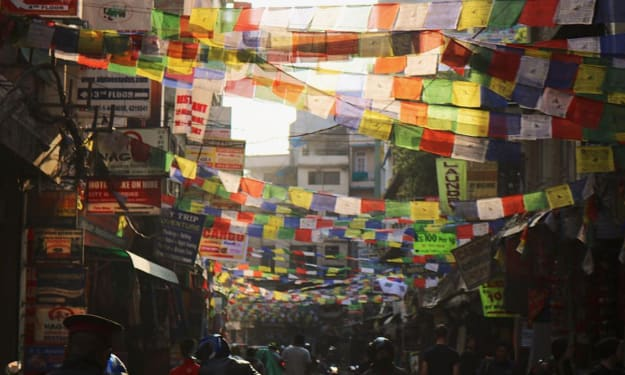 That Time I Ended Up in a Nepalese Drug Den