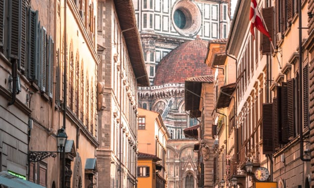 Modern-Day Florence