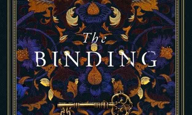Book Review #3 : The Binding