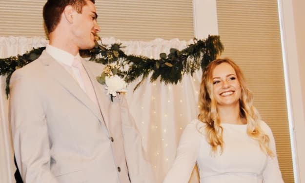 How my Covid-19 wedding changed my view of what matters most