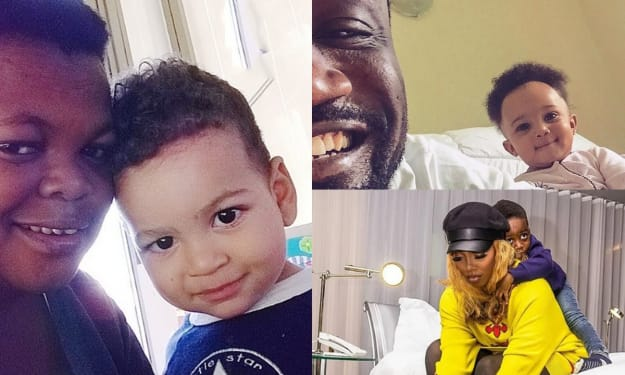 10 Nollywood Celebrities With The Cutest Babies (Photos).