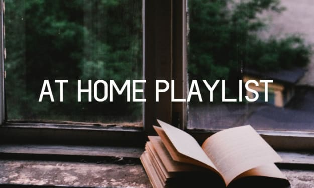 AT HOME PLAYLIST