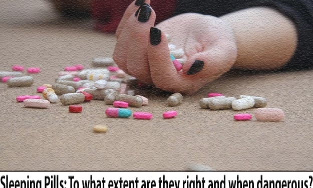 Sleeping Pills: To what extent are they right and when dangerous?