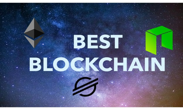What's the best blockchain to develop an app