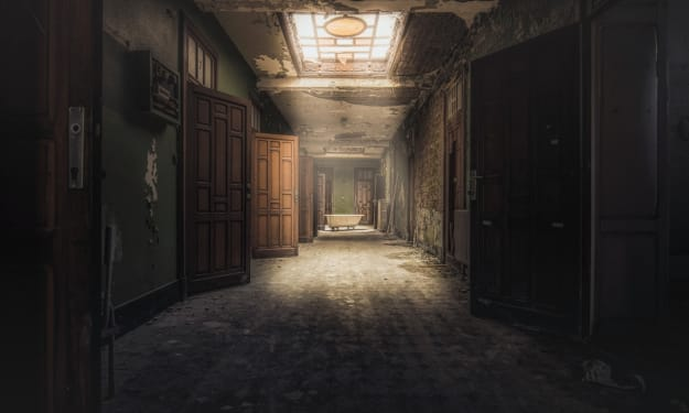 At The End Of The Corridor