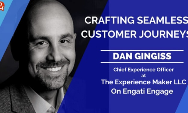 How to Craft a Seamless Customer Journey | Dan Gingiss | Engati Engage