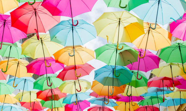 Watch Your Ubi Umbrella Traverse the Globe