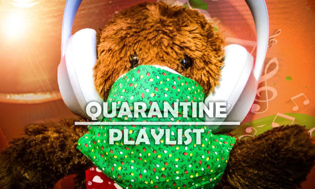 The Seven Stages of Grief Quarantine Playlist