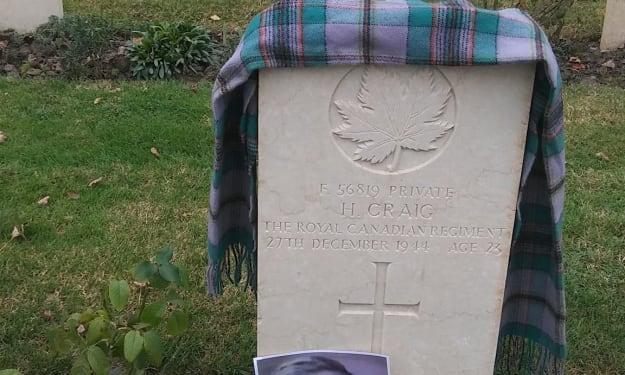 Argenta Gap War Cemetery